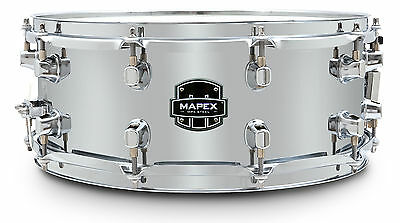 """MAPEX MPST4550 - MPX Steel Snare 14"""" x 5½"""""""