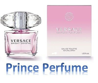 VERSACE BRIGHT CRYSTAL EDT NATURAL SPRAY - 90 ml