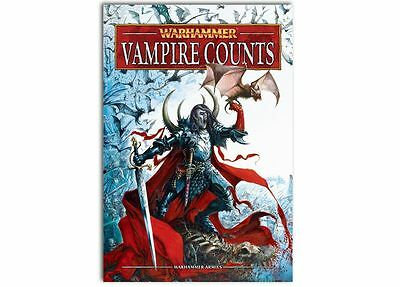 Vampire Counts Army Book - 8th Edition Warhammer Fantasy