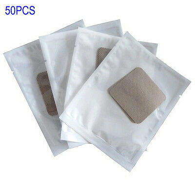 Super 50Pcs Smoking Cessation Patches Natural Ingredient Stop Anti Smoke Patches
