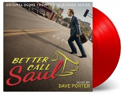 Better Call Saul TV score soundtrack MOV limited 180gm RED vinyl 2 LP  CLR19 NEW