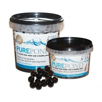 Pure Pond 500ml-Evolution Aqua-Bacterial Booster For Your Pond Filter