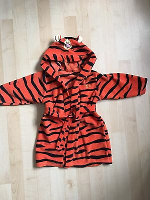 Disney Tigger dressing gown 12-18 months Mothercare