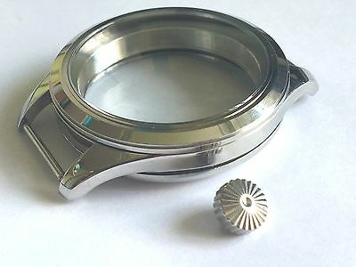 NEW-CASE-STEEL-for-Pocket-Watch  NEW!!!