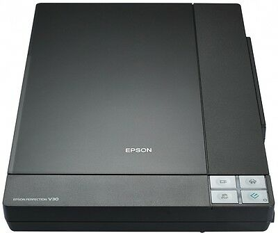 Epson Perfection V30 Photo Flachbettscanner | 4800 x 9600 dpi | DinA4