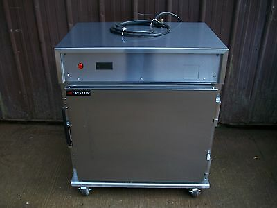 1/2 Size New Never Used Cres Cor Heated Holding Cabinet Taco Bell Scratch N Dent