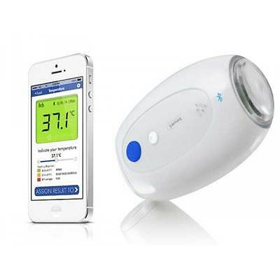 Thermomètre connecté medecin MyThermo BEWELL CONNECT BW-CX10