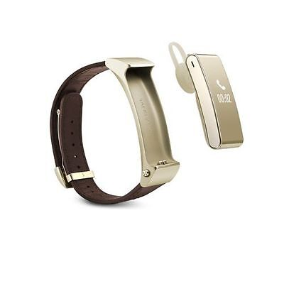 Brand New Huawei Talkband B2 - GOLD (For iPhone & Android)