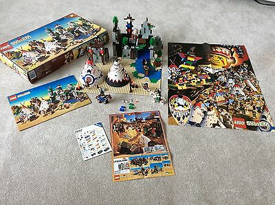 Lego Set 6766 Rapid River Village With Box 100% Complete