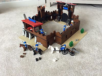 Lego Set 6769 'Fort Legoredo' With Box 100% Complete