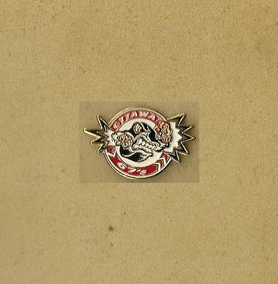Ottawa 67's Ohl Junior Hockey Official Old Pin #3