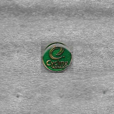 Australia Cycling Federation Official Pin Old