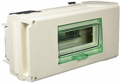 Schneider Electric Outlet Box KNB63SM48 63 A 5P Empty 8TE Outlet Box for rail