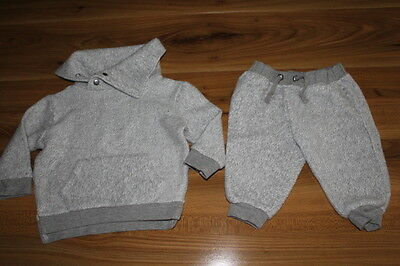 RIVER ISLAND boys grey outfit bundle 3-6 months *I'll combine postage