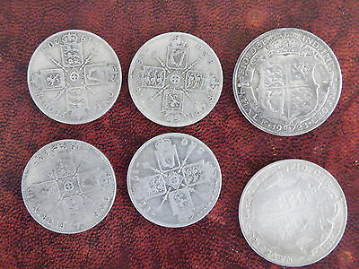 George V coin collection