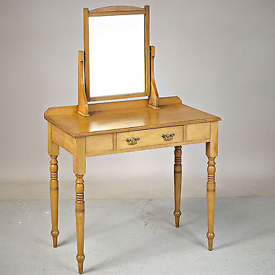 Dressing Table - Arts & Crafts, Liberty style, Ash (delivery available)