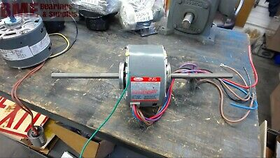 Dayton 3M134A Fan Duty Ac Motor, 1/15 Hp, 1075/3Spd Rpm, 115 Volts, 48Y Frame