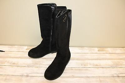 Michael Kors Girls' Boots Emma Lily in Black Size 2
