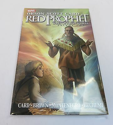 Red Prophet Tales Of Alvin Marker Vol.2 1St Edition, Graphic Novel, Hardback