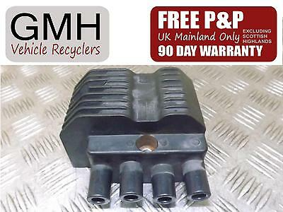 Vauxhall Astra G 1.6 Petrol Ignition Coil / Coil Pack 4 Pin  1998-2005♪§