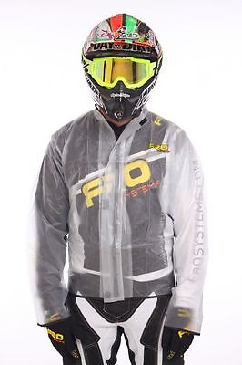 FRO Systems Rain Jacket - Waterproof, Mud,Motocross,