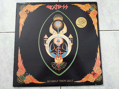 Death Ss Do What Thou Wilt Lp Ltd 666 First Press 1997 Vinile Steve Sylvester