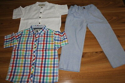 NEXT M&S boys summer bundle 2-3 years *I'll combine postage