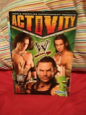 Wwe Activity Annual
