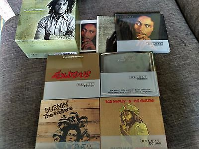 Bob Marley & The Wailers - Limited Deluxe Edition Cd Box Set - Complete