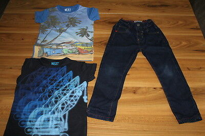 NEXT boys tops jeans bundle 3-4 years *I'll combine postage
