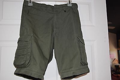 Boy Scouts of America YOUTh Cargo Shorts Size 16