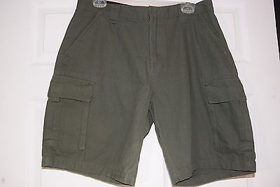 Boy Scouts of America LADIES Cargo Shorts Size 12