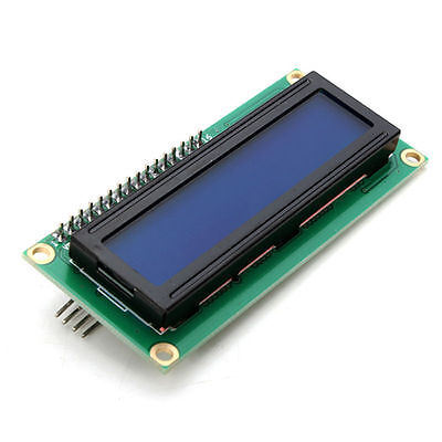 I2C LCD Display 1602 Blue For Arduino,Pic, Pi