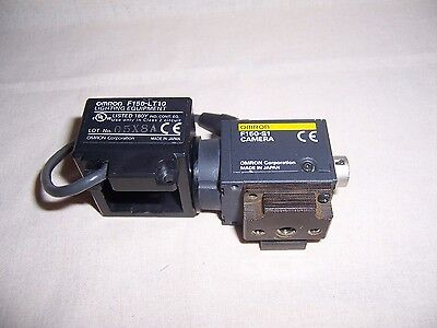 Omron F150-S1 Camera With F150-Lt10 Lightning Module Used