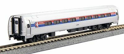 N-Gauge - Kato - Amfleet I Amtrak Phase I Paint 4 Car Set