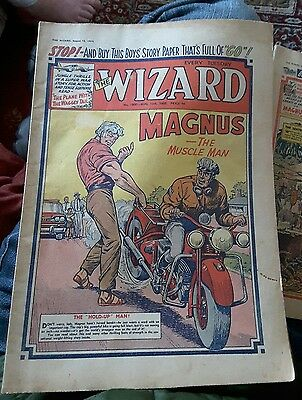 THE WIZARD #1800 - 13th August 1960