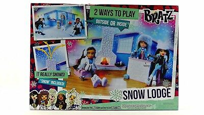 Gebraucht MGA - Bratz Snowkissed Winter Cabin 419549, English language