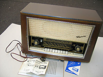 Blaupunkt Virginia Type 2430 Röhrenradio Baujahr 1957  tube radio