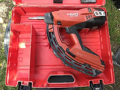 hilti gx120 nail gun picclick uk. Black Bedroom Furniture Sets. Home Design Ideas