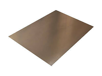 Aluminum Flat Sheet .050 x 9 x 12 in. 3003 UAAC (4pcs)