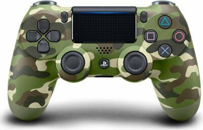 Controller PS4 DualShock4 Gamepad Wireless Sony Playstation4 Camouflage
