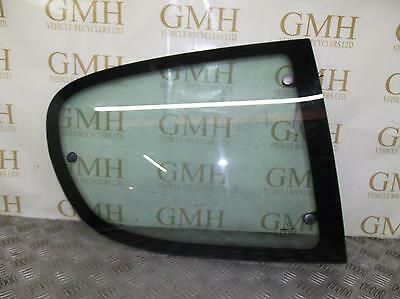 Peugeot 206 Right Driver Offside Rear Quarter Window Glass 43R-000464 1998-09©*