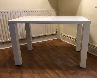 Danetti fern white gloss 4 seater dining table for Danetti dining table
