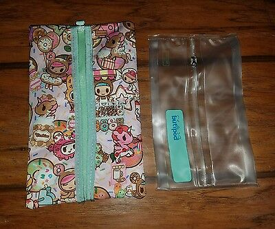 Jujube Donutella's Sweet Shop DSS Butipod & Cover Wipes Case Pouch JJB