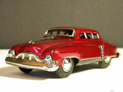 "Vintage 1950 ""baby"" Cadillac  By Sss  Japan Tin Friction"