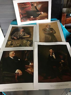 White House Historical Association President Portrait Prints