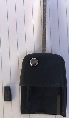HOLDEN VE COMMODORE Transponder Flip Key Head With Nxp Id46 Chip & Logo