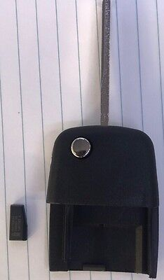 HOLDEN VE COMMODORE Transponder Flip Key Head With Nxp Id46 Chip