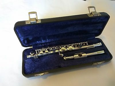 Refurbished Armstrong Piccolo. Fully serviced, excellent cond ~ FREE POSTAGE
