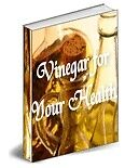 Sale Ebook - Essential Reading - Vinegar For Your Health On Cd